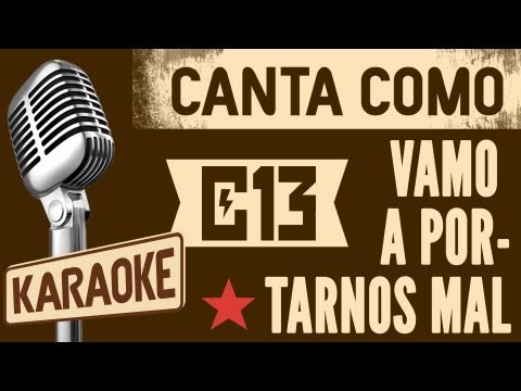 Vamos a portarnos mal Calle 13
