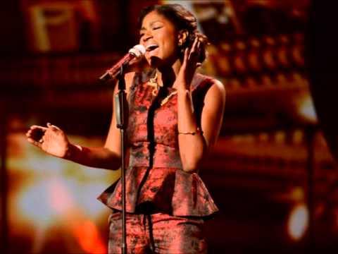 Amber Holcomb-My Funny Valentine-American Idol 12[Lyrics]