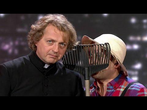 Kabaret Moralnego Niepokoju - Uchodźcy w naszej parafii