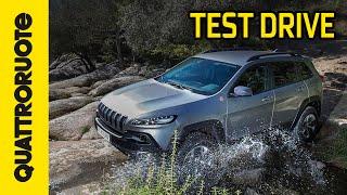 Jeep Cherokee 2014 Test Drive
