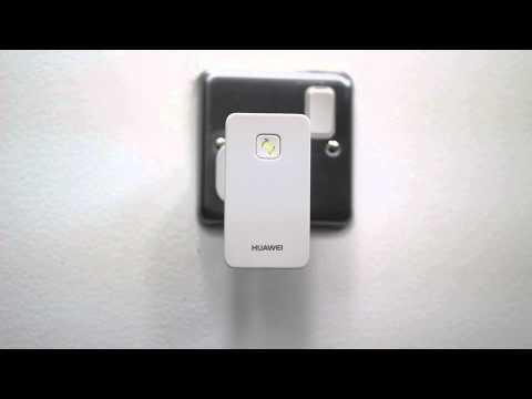 Huawei Repeater Setup