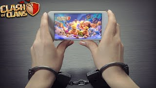 10 Signs You're Addicted To Clash of Clans!
