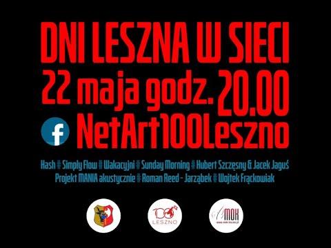 Wideo1: Dni Leszna w sieci 2020 - koncert