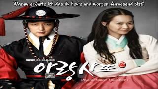Jang Jae In (장재인) - Fantasy (환상) Arang and The Magistrate (아랑사또전) ger. Sub