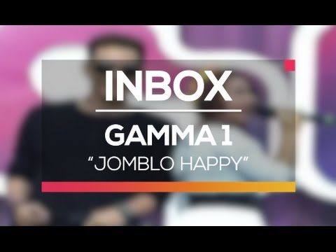 Gamma 1 - Jomblo Happy (Live On Inbox) - Surya Citra Televisi (SCTV)