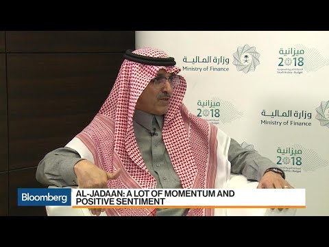 Saudi Finance Minister on Budget, Aramco IPO