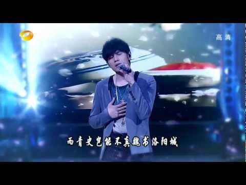 周杰伦    烟花易冷(湖南卫视)高清版
