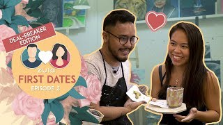 Does Race Matter When Finding A Partner? | ZULA First Dates Deal-breakers | EP 2
