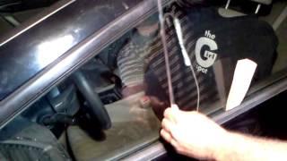 How open door honda civic 2007