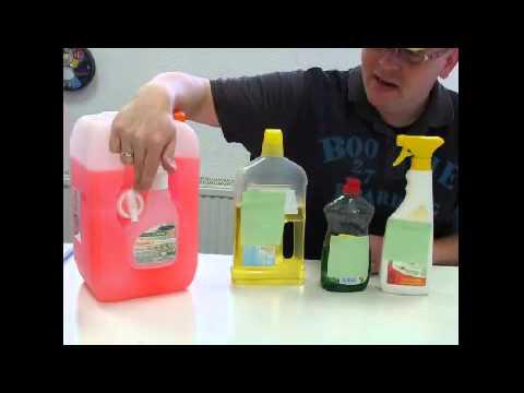 Aqua Clean Pur Hochleistungsreiniger
