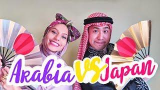 تحدي اللغات: العربية VS اليابانية! وطلع عربي أكثر منّي 🤣 🇯🇵 🥘