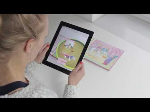 Augmented Reality: Prinzessin-Lillifee-Buch