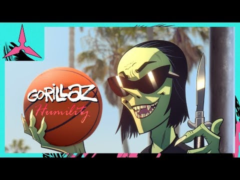 [NEWS] The Powerpuff Girls' Ace is in GORILLAZ!? (Humility Music Video)