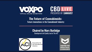 CBD Live Video Vault: The Future of Cannabinoids: Future innovations in the cannabinoid Industry