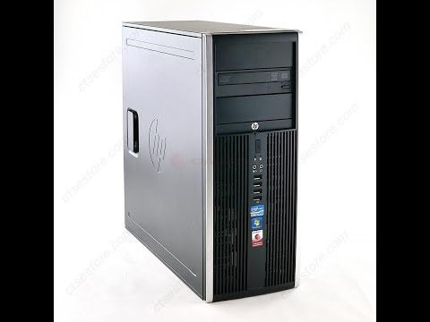 HP 8200 Elite Tower Computer –  Power Supply Mod and Upgrade