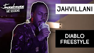 Jahvillani | Diablo Freestyle | Jussbuss Mic Sessions | Season 1 | Episode 5
