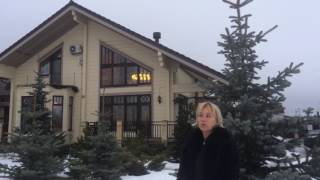Видео-отзыв владельца дома, построенного Приозерским лесокомбинатом