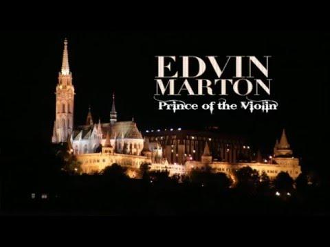 מופע מוזיקה סוחף של הכנר המוכשר אדווין מרטון