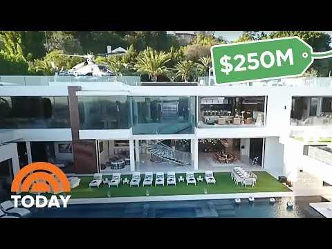 Look Inside This $250 Million Mega Mansion (And See Why It's So Expensive) | TODAY