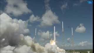 SpaceX Falcon 9 Explosion - June 28th 2015