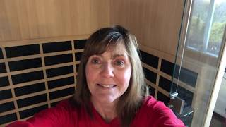 Darlene Discusses The Back Pain and Sleep Benefits She's Received From Her Jacuzzi® Infrared Sauna