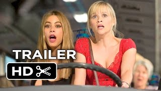 Hot Pursuit Official Trailer 1 2015  Sofia Vergara Reese Witherspoon Movie HD