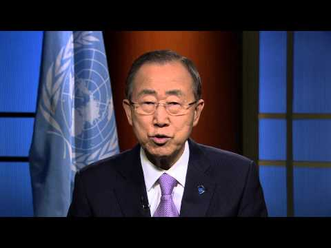 Ban Ki-moon supports faith climate action!