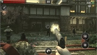 World War Z Mobile and Tablet Game - Gameplay Demo