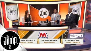 Who is under more pressure in Game 3: Warriors or Rockets? | The Jump | ESPN - Video Youtube