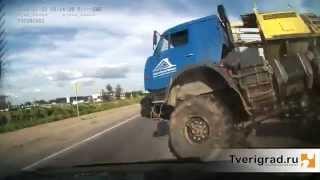 Тверь. Серьёзное ДТП на 165 километре трассы М10. Real Video