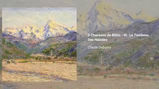 3 Chansons de Bilitis