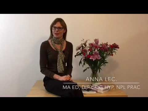 Anna Lec Hypnotherapy
