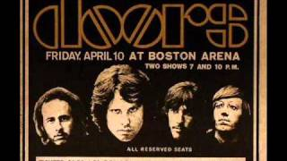 The Doors -Wake up!/Light My Fire (part 1) - Live in Boston 1970