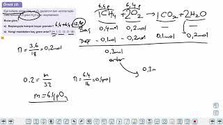 Eğitim Vadisi 10.Sınıf Kimya 7.Föy Kimyasal Hesaplamalar 3 Konu Anlatım Videoları