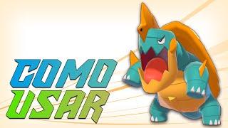 Drednaw  - (Pokémon) - COMO USAR DREDNAW! | Pokémon Sword & Shield Competitivo