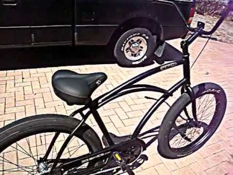 3G – Newport – Beach Cruiser – 3 speed Shimano – RidersFactory.com – Review – Shaun Ross