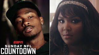 Why Lizzo's 'Truth Hurts' Vikings reference sounds a little different in Green Bay | NFL Countdown