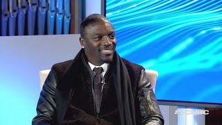 There are obstacles facing the Akon Lighting Africa project, singer says | World Economic Forum