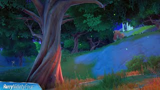 Collect Fireflies from Weeping Woods All Locations - Fortnite