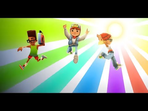Видео Subway Surfers
