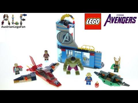 Vidéo LEGO Marvel 76152 : La colère de Loki