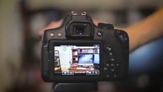 CANON DSLR FOCUS TECHNIQUES - Auto, Manual, & More (Canon T6i)