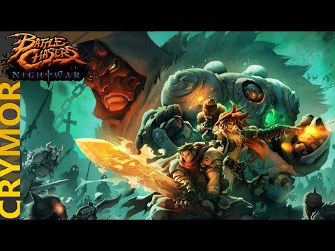 Battle Chasers: Nightwar Review | Considers video thumbnail