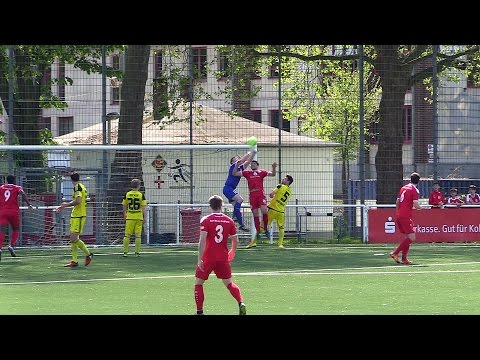 TuS RW Koblenz vs. FC Hertha Wiesbach
