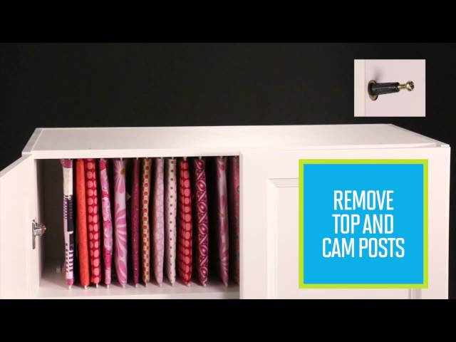 Inspira Studio By Closetmaid Cabinet Stacking 101 How To
