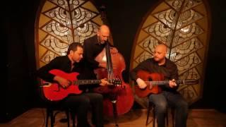 AC/DC - Beating Around The Bush - Gypsy Jazz Version!