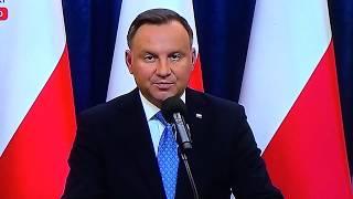 Andrzej Duda uzasadnia przekazanie 2 mld zł na media publiczne .