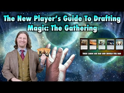 MTG – The New Player's Guide To Drafting Magic: The Gathering Cards