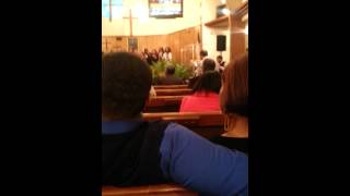 15th Street COGIC Spring concert cont.