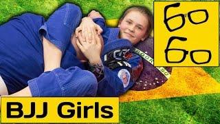 BJJ для девушек — Дмитрий Алферьев о женской борьбе и плюсах бразильского джиу-джитсу для женщин